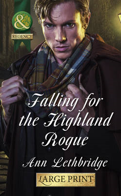 Falling for the Highland Rogue (BOK)