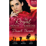 The Royal House of Karedes: The Desert Throne (BOK)