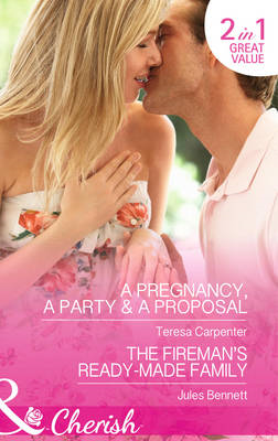 Pregnancy, a Party & a Proposal (BOK)
