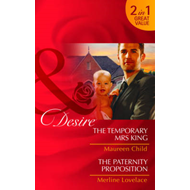 The Temporary Mrs King/ The Paternity Proposition (BOK)