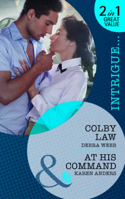 Colby Law/At His Command (BOK)