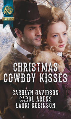 Christmas Cowboy Kisses (BOK)