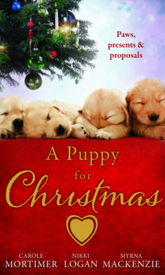 A Puppy for Christmas (BOK)