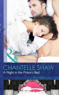 Night in the Prince's Bed (BOK)