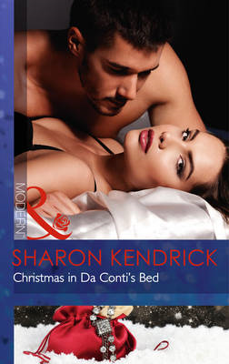 Christmas in da Conti's Bed (BOK)