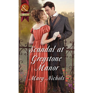 Scandal at Greystone Manor (BOK)