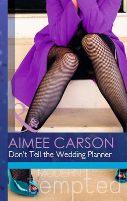 Don't Tell the Wedding Planner (BOK)