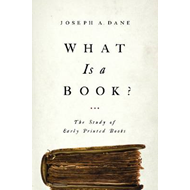 What is a Book?: The Study of Early Printed Books (BOK)