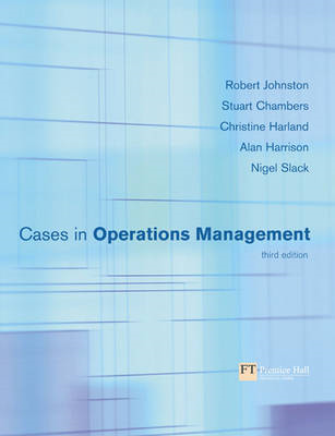 Cases in Operations Management (BOK)