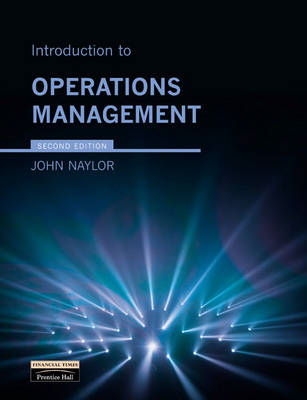 Introduction to Operations Management (BOK)