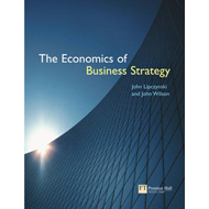 The Economics of Business Strategy (BOK)