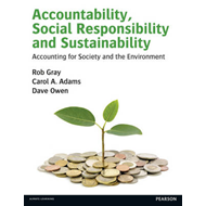 Accountability, Social Responsibility and Sustainability (BOK)