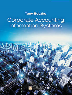Corporate Accounting Information Systems (BOK)