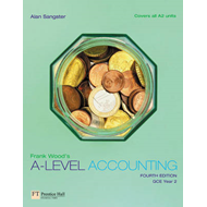 Frank Wood's A-Level Accounting (BOK)