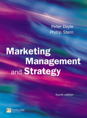 Marketing Management and Strategy (BOK)