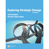 Exploring Strategic Change (BOK)