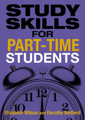Study Skills for Part-Time Students (BOK)