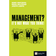 Management - it's Not What You Think (BOK)
