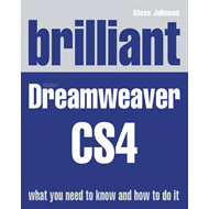 Brilliant Dreamweaver CS4 (BOK)