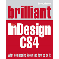 Brilliant InDesign CS4 (BOK)