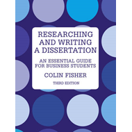Researching and Writing a Dissertation (BOK)