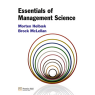 Essentials of Management Science: The Basics (BOK)