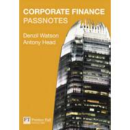 Corporate Finance Passnotes (BOK)
