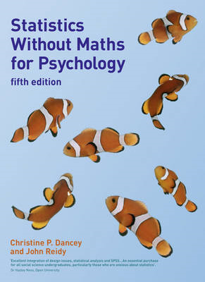 Statistics without Maths for Psychology (BOK)