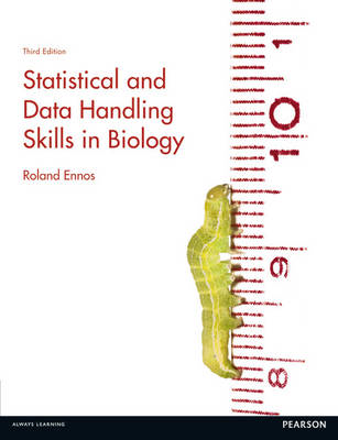 Statistical and Data Handling Skills in Biology (BOK)