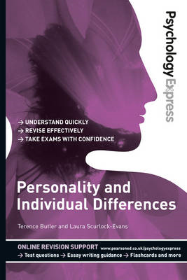 Psychology Express: Personality and Individual Differences ( (BOK)