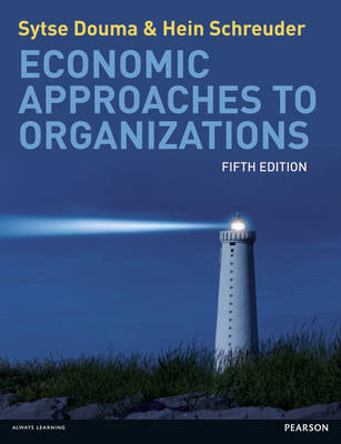 Economic Approaches to Organisations (BOK)