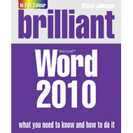 Brilliant Word 2010 (BOK)