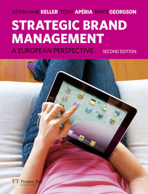 Strategic Brand Management (BOK)