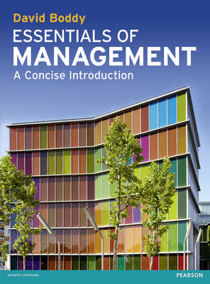 Essentials of Management (BOK)
