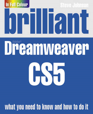 Brilliant Dreamweaver CS5 (BOK)