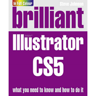 Brilliant Illustrator CS5 (BOK)