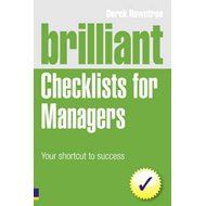 Brilliant Checklists for Managers (BOK)