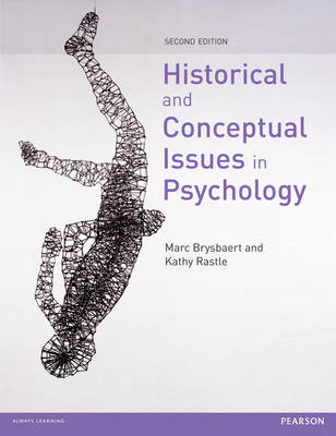 Historical and Conceptual Issues in Psychology (BOK)