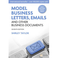 Model Business Letters, Emails and Other Business Documents (BOK)