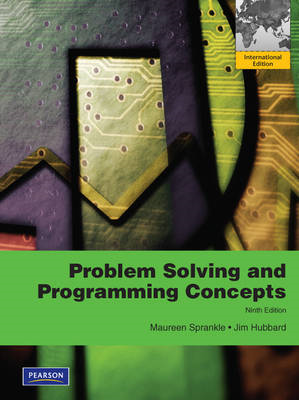 Problem Solving & Programming Concepts (BOK)