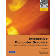 Interactive Computer Graphics: A Top-Down Approach with Shader-Based OpenGL (BOK)