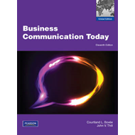 Business Communication Today (BOK)