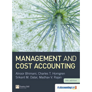 Management and Cost Accounting with MyAccountingLab Access Card (BOK)