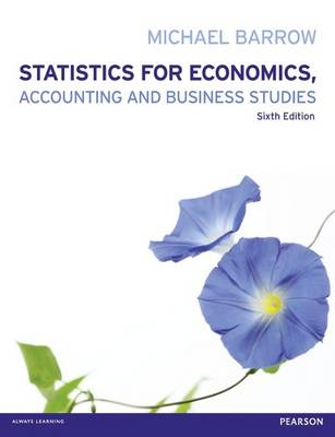Statistics for Economics, Accounting and Business Studies (BOK)
