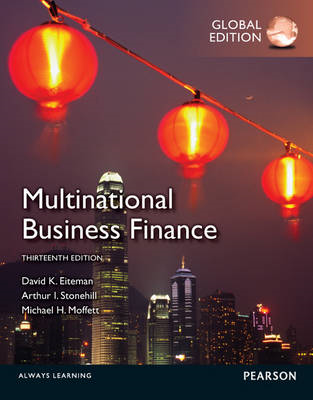 Multinational Business Finance (BOK)