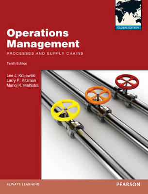 Operations Management:Processes and Supply Chains (BOK)