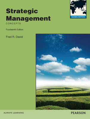 Strategic Management: Concepts (BOK)