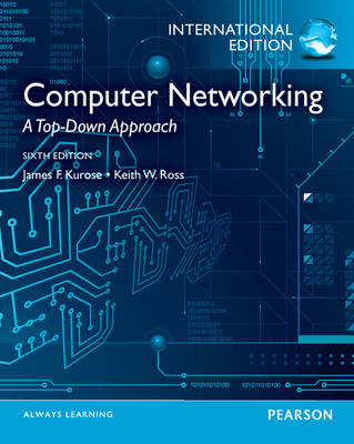 Computer Networking: A Top-Down Approach (BOK)