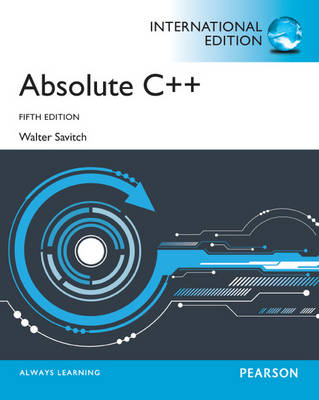 Absolute C++ (BOK)