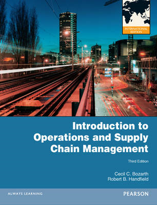 Introduction to Operations and Supply Chain Management (BOK)